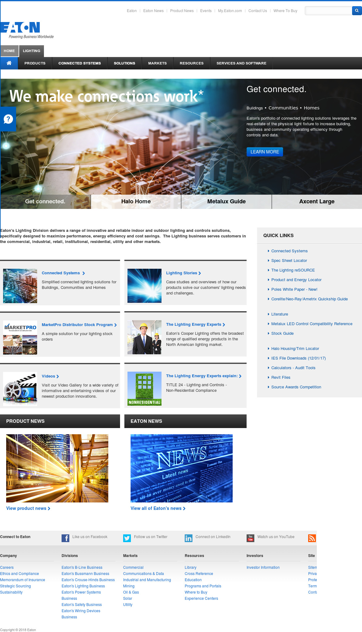 Cooper Lighting website history  sc 1 st  Owler & Cooper Lighting Competitors Revenue and Employees - Owler Company ...