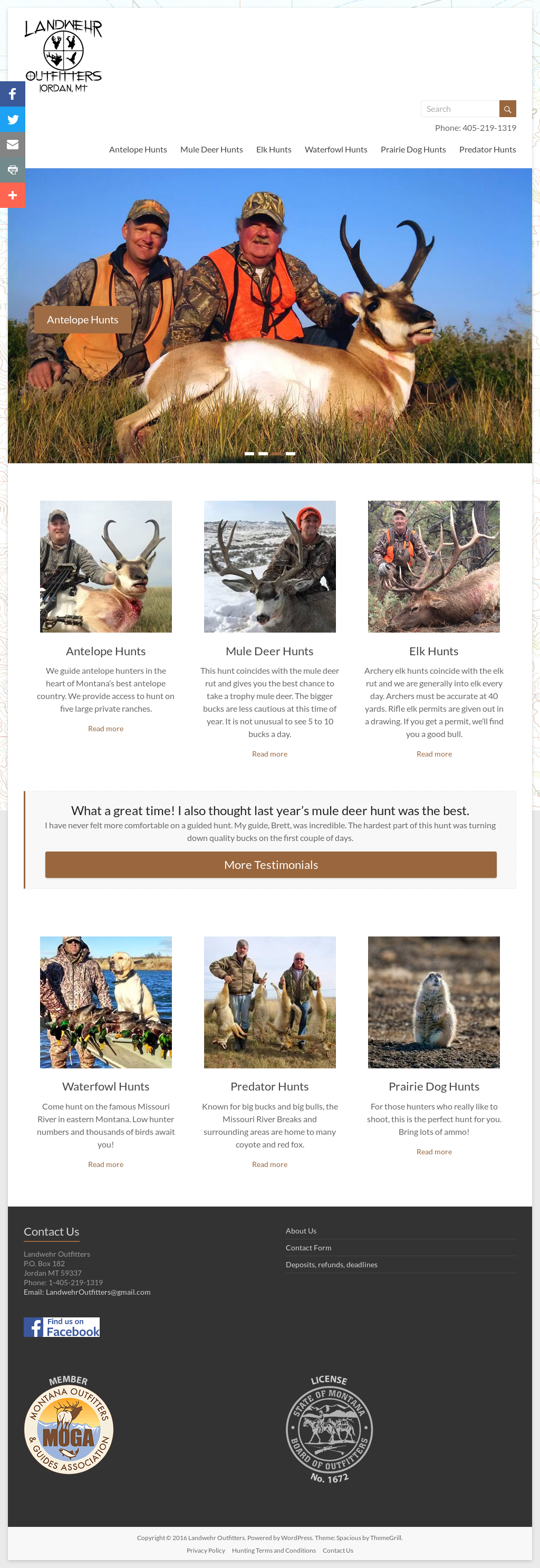 Landwehr Outfitters Competitors, Revenue and Employees