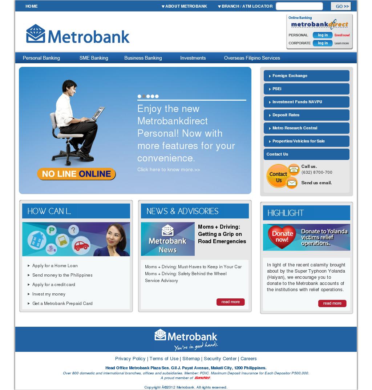 metrobank investment