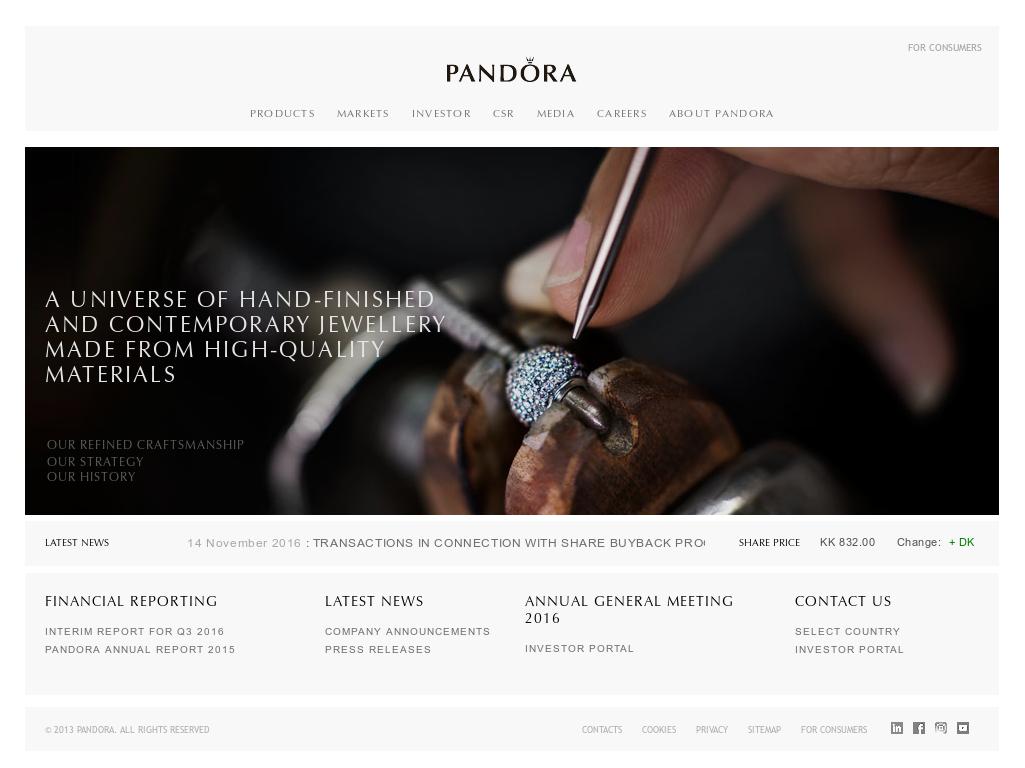 Pandora Competitors, Revenue and Employees - Owler Company