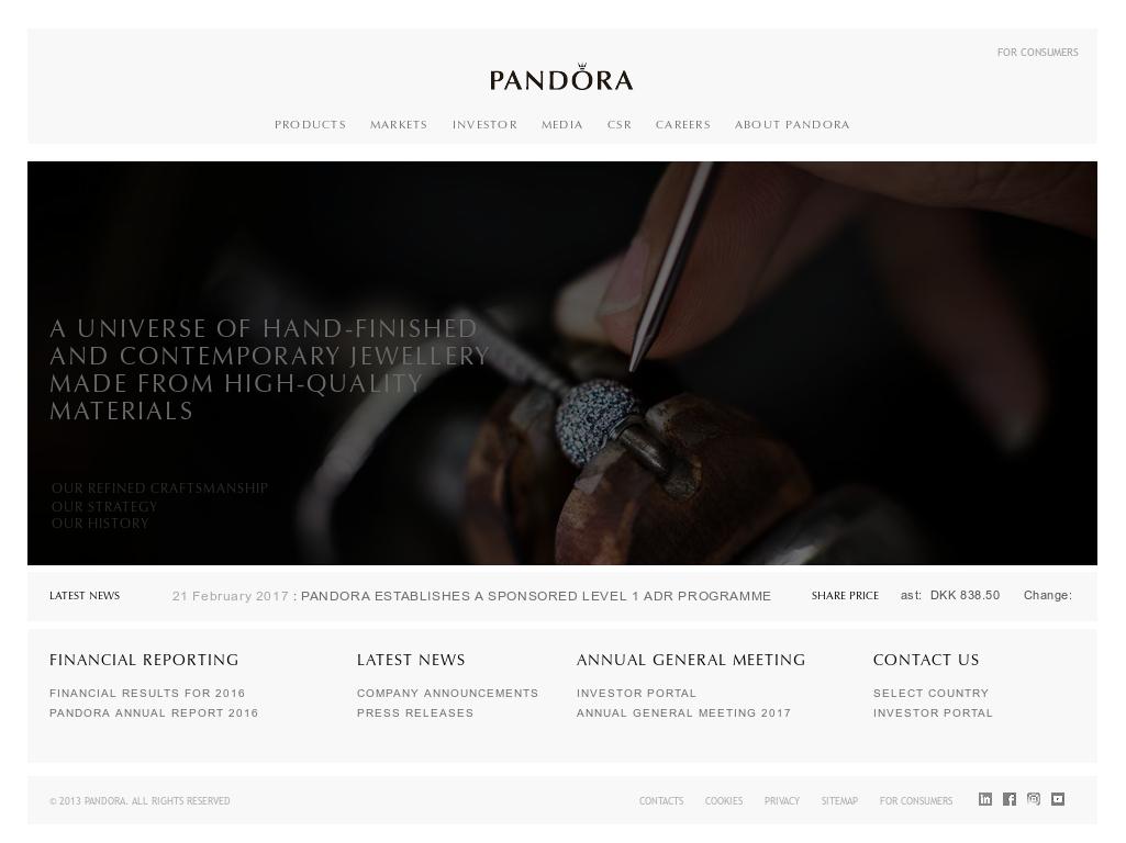 6f35961f8 Pandora Competitors, Revenue and Employees - Owler Company Profile