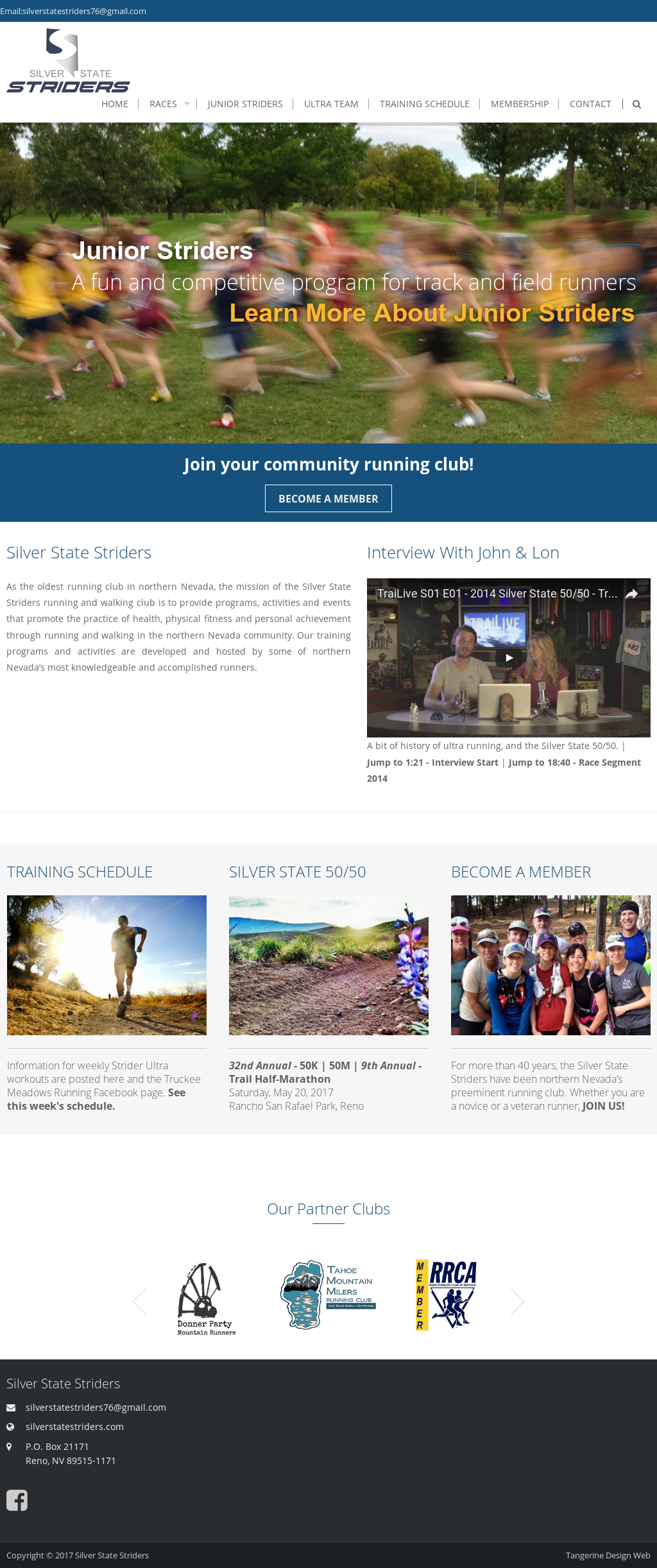 Silver State Striders Competitors, Revenue and Employees - Owler Company  Profile