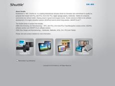 Shuttle website history