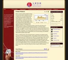 IKGH website history
