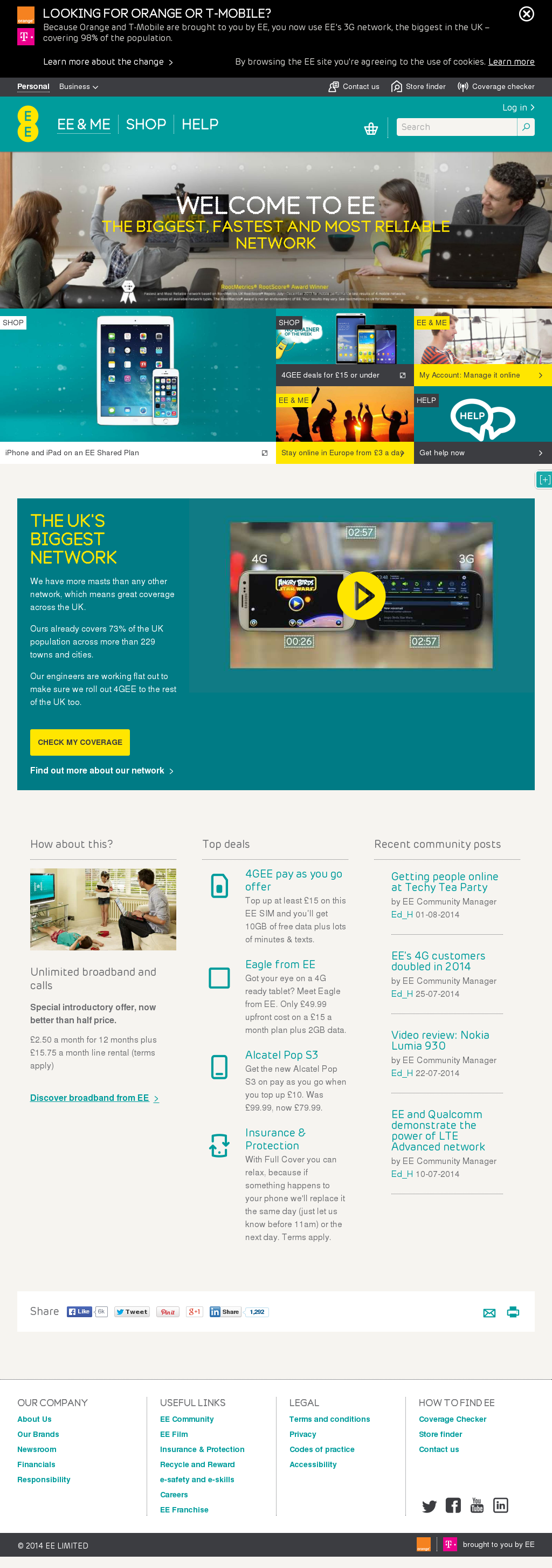 Ee S Competitors Revenue Number Of Employees Funding Acquisitions News Owler Company Profile