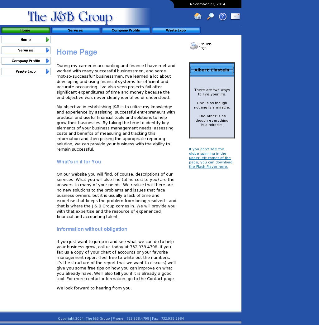The J&B Group Competitors, Revenue and Employees - Owler Company Profile