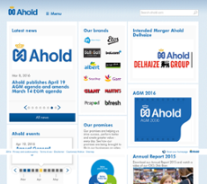 Ahold Delhaize Competitors, Revenue and Employees - Owler