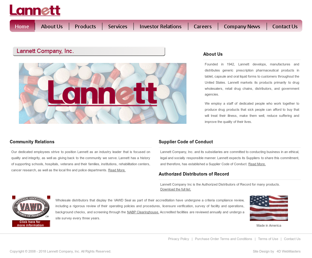 Lannett Competitors, Revenue and Employees - Owler Company
