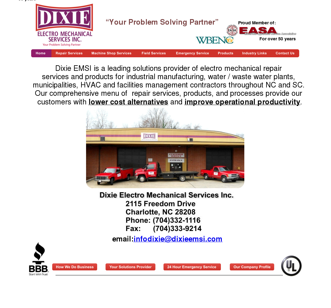 Dixie EMSI Competitors, Revenue and Employees - Owler