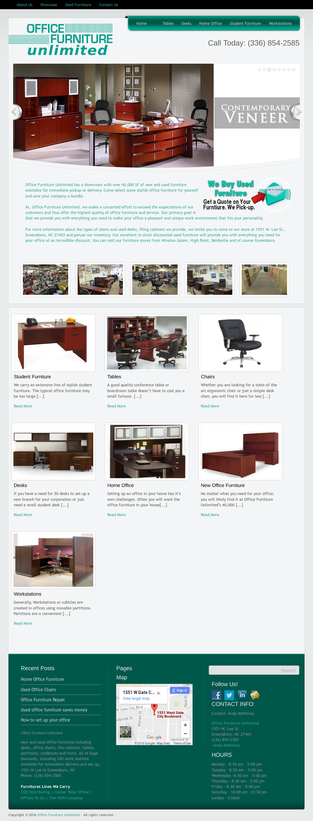 Office furniture unlimited competitors revenue and for Furniture unlimited