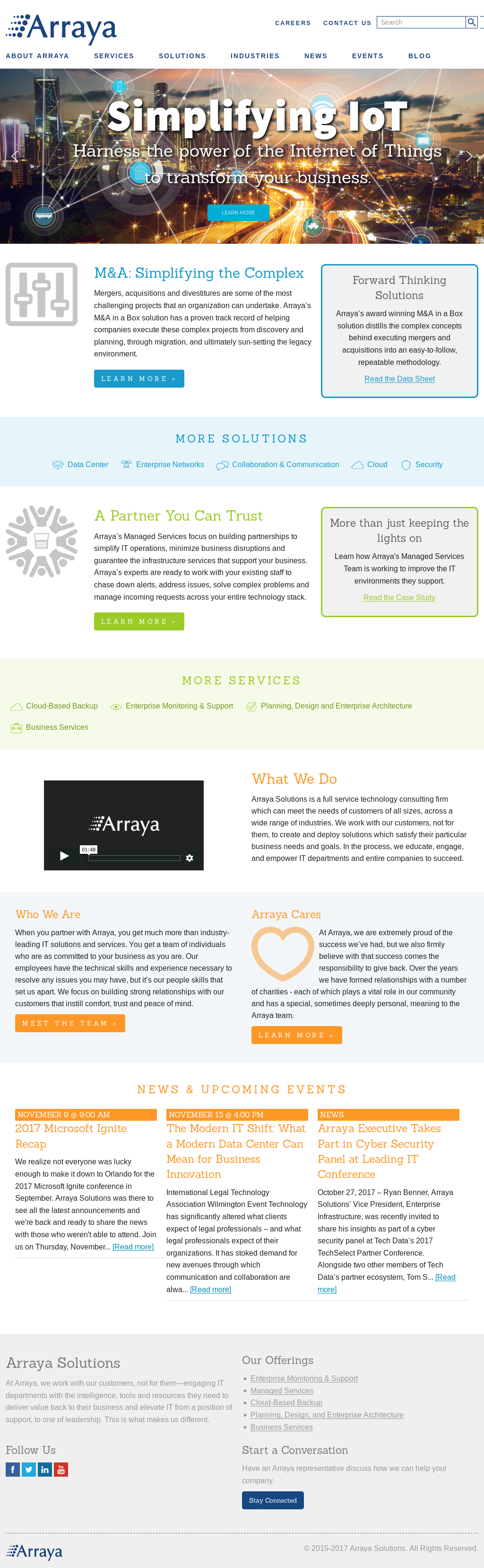 Arraya Competitors, Revenue and Employees - Owler Company