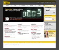 Estes website history
