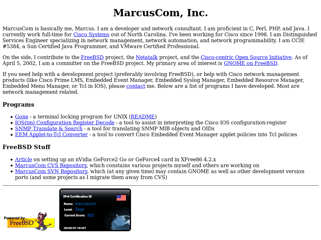 MarcusCom Competitors, Revenue and Employees - Owler Company
