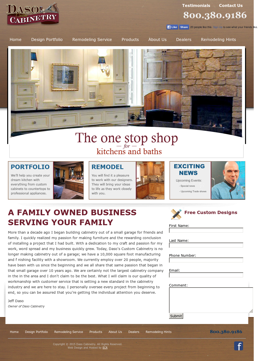 dasos custom cabinetry competitors revenue and employees owler company profile