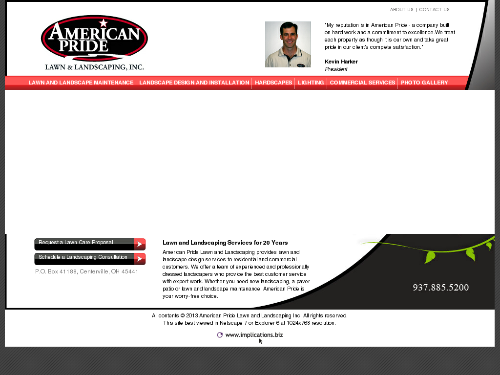 American Pride Lawn And Landscaping Compeors Revenue Employees Owler Company Profile