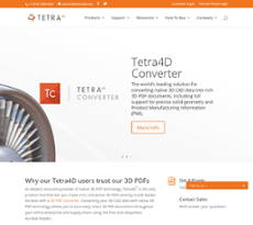 tetra4D Competitors, Revenue and Employees - Owler Company