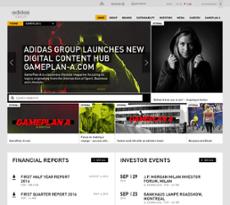 adidas competitors analysis