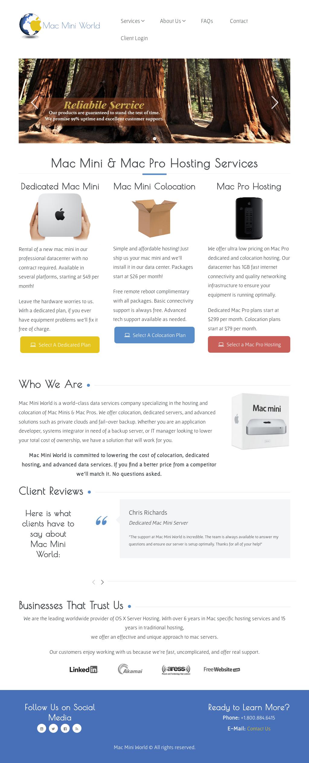 Mac Mini World Competitors, Revenue and Employees - Owler
