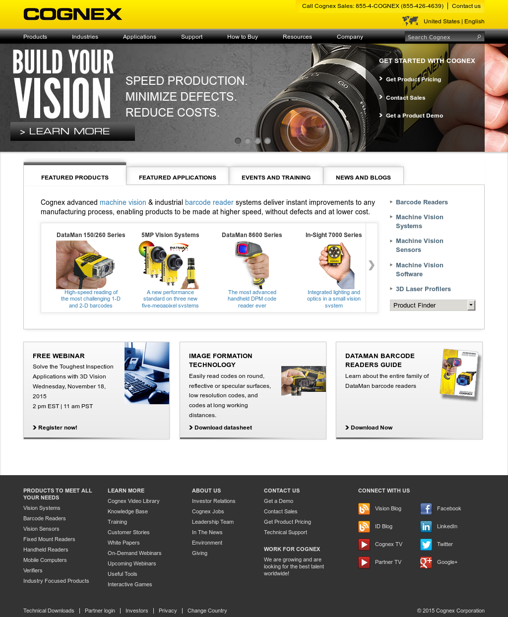 Cognex Competitors, Revenue and Employees - Owler Company