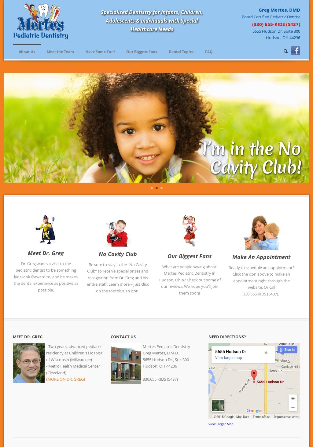 Mertes Pediatric Dentistry Competitors, Revenue and