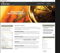 Oxford website history