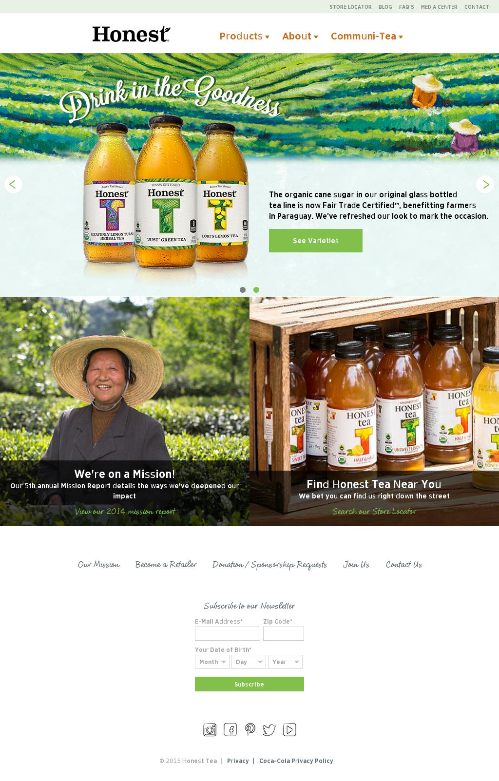 Honest Tea Competitors, Revenue and Employees - Owler
