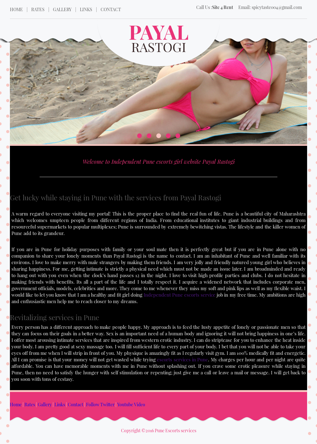 Concurrence escort inependent gallery faq rates contact