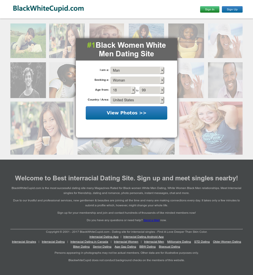 profile online dating examples