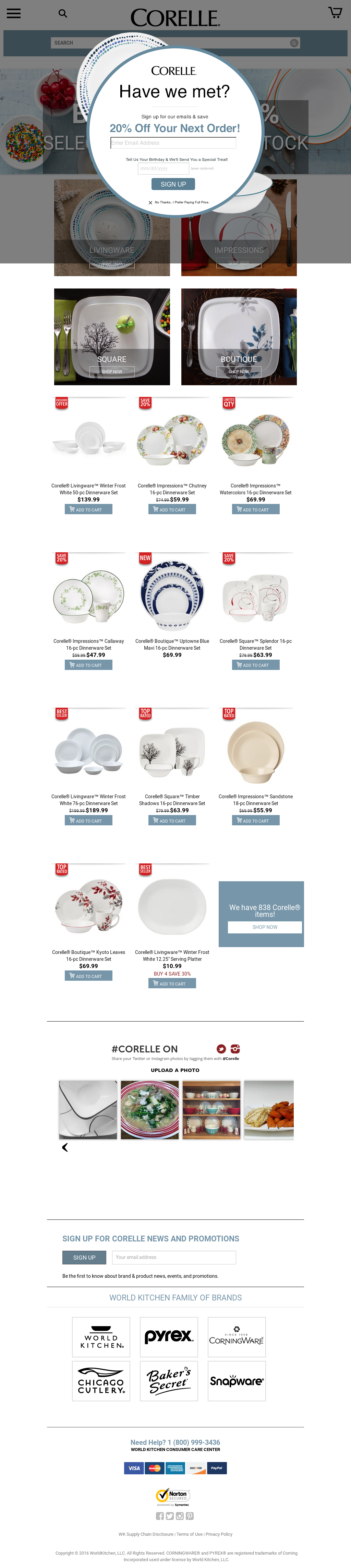 Corelle Competitors, Revenue and Employees - Owler Company Profile