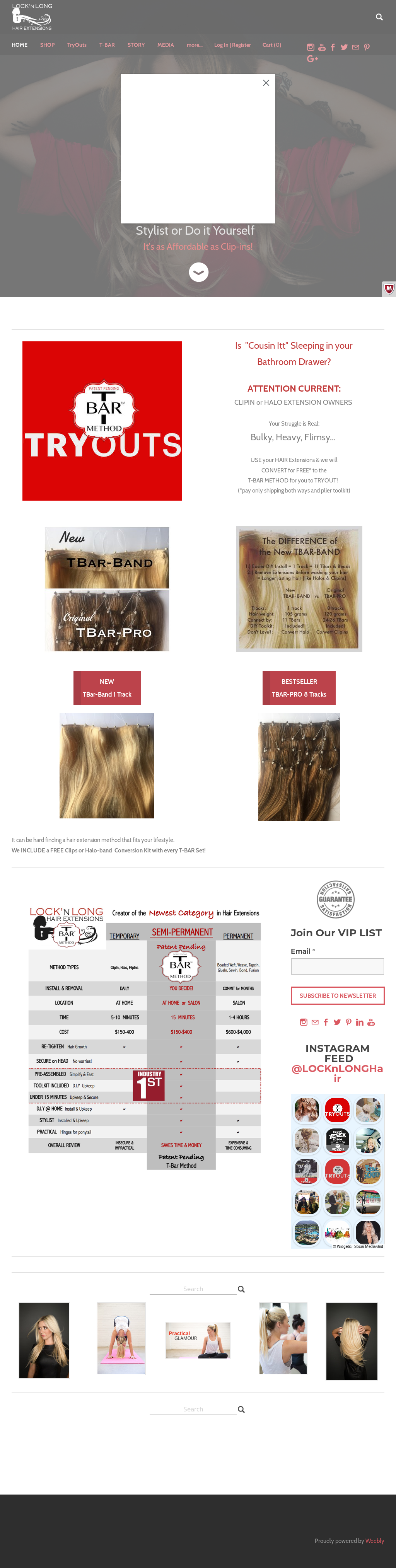 Lock Nlong Hair Extensions Competitors Revenue And Employees