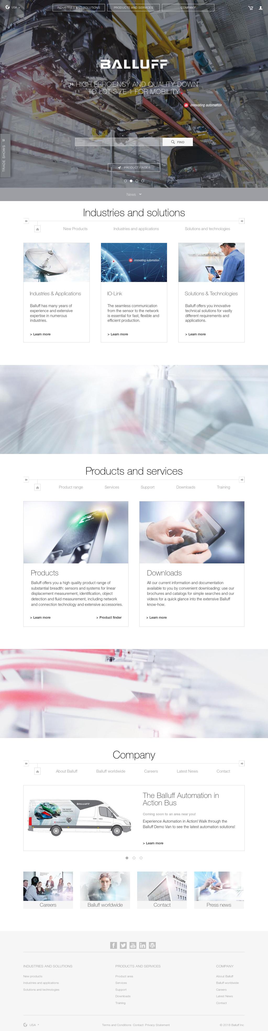 Balluff Competitors, Revenue and Employees - Owler Company Profile