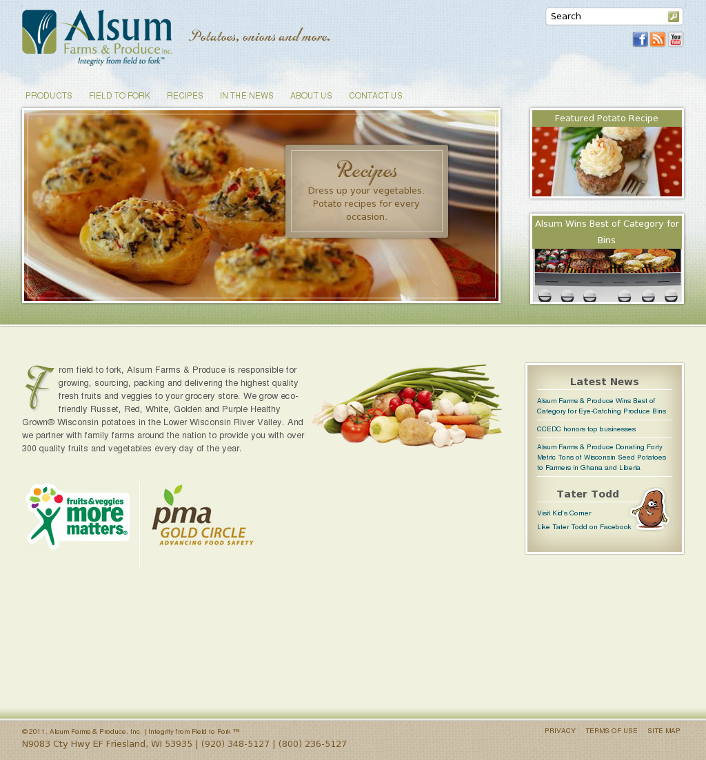 Alsum Farms & Produce Competitors, Revenue and Employees