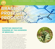 Brassica Protection Products website history