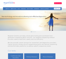 Blueprint genetics competitors revenue and employees company blueprint genetics website history malvernweather Image collections