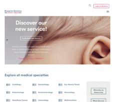 Blueprint genetics competitors revenue and employees owler blueprint genetics website history malvernweather Images