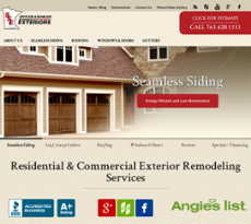 Spotless And Seamless Exteriors on