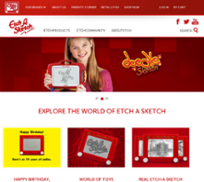 Etch A Sketch S Competitors Revenue Number Of Employees Funding Acquisitions News Owler Company Profile