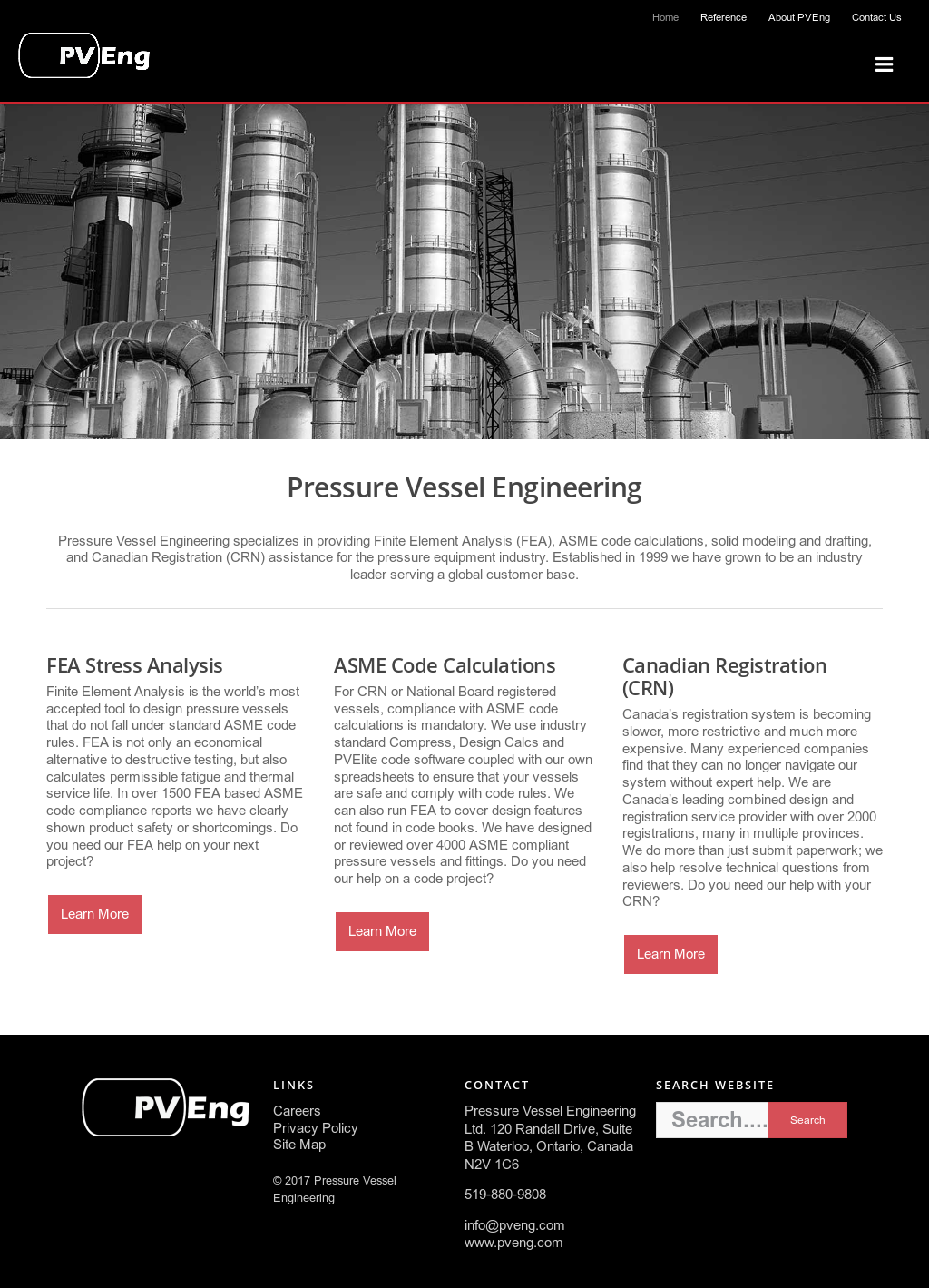 Pressure Vessel Engineering Competitors Revenue And Employees Owler Company Profile