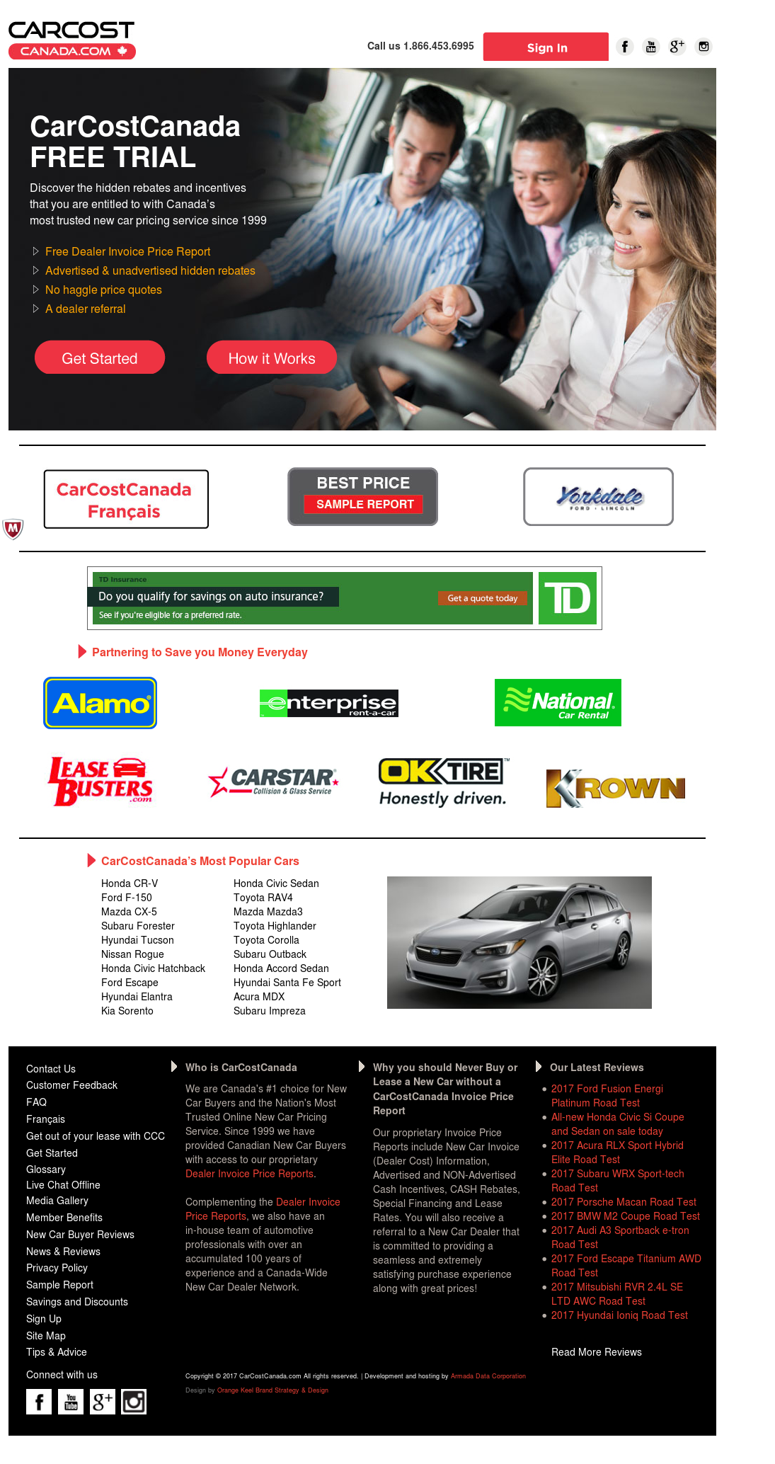 CarCostCanada Competitors, Revenue and Employees - Owler