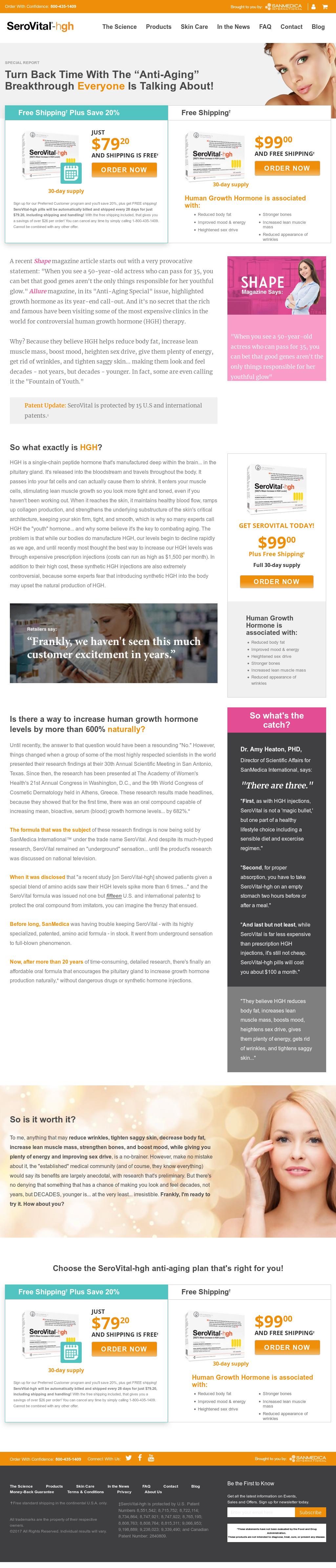 Owler Reports - SeroVital Blog Why SeroVital®-hgh Is Worth It