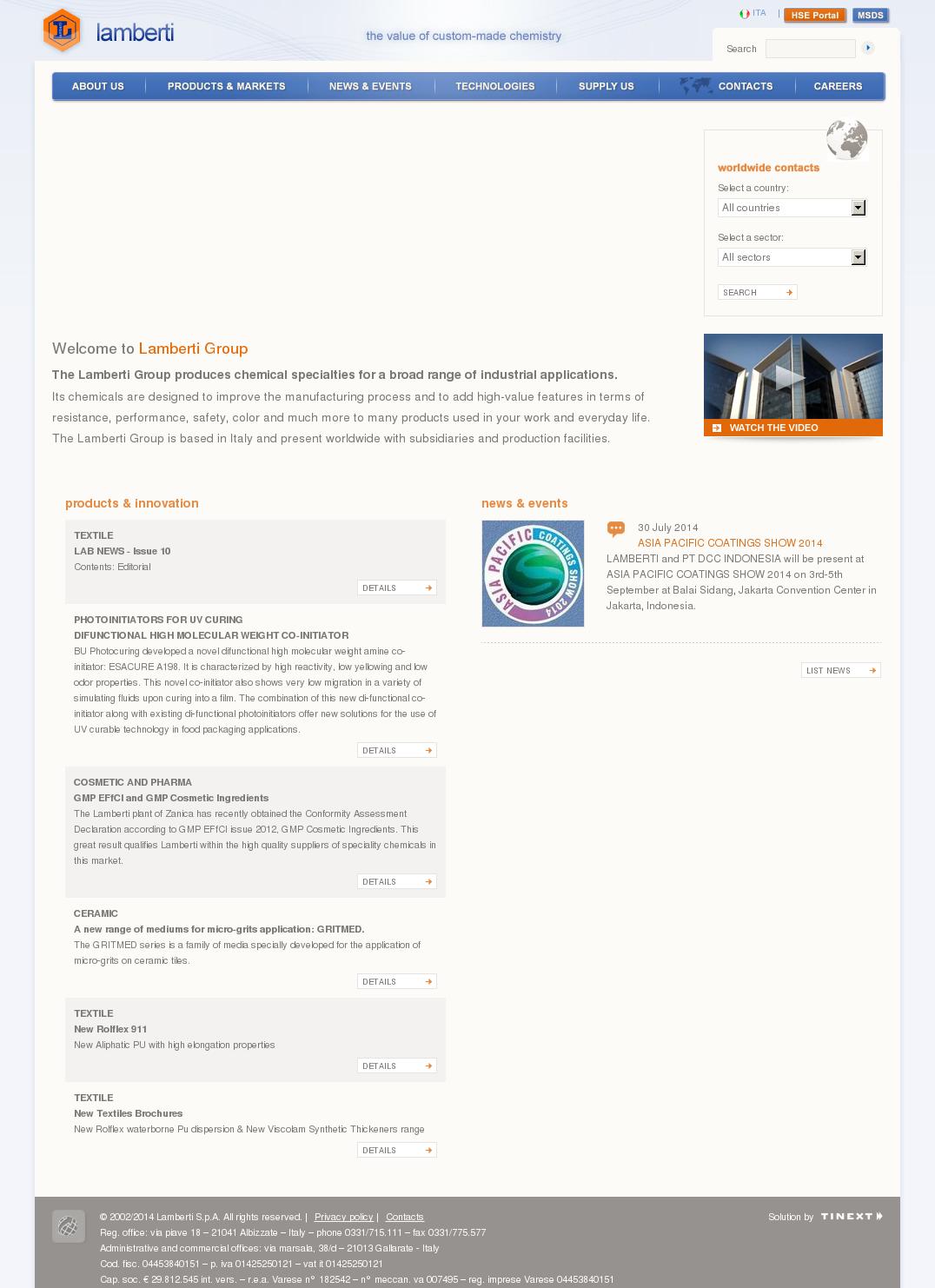 Lamberti Competitors, Revenue and Employees - Owler Company Profile