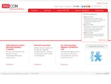 RADCOM website history
