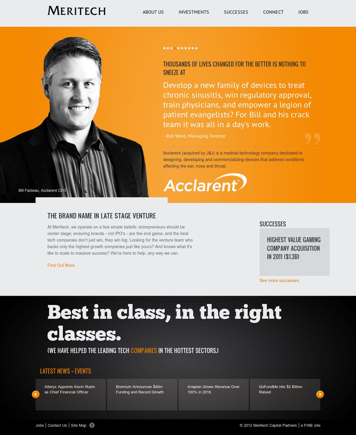 Meritech Competitors, Revenue and Employees - Owler Company Profile