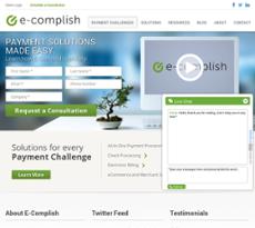 E-Complish website history