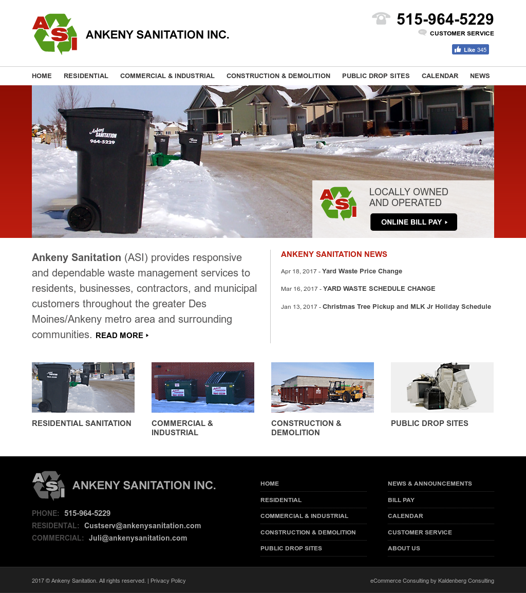 Ankenysanitation Competitors, Revenue and Employees - Owler Company