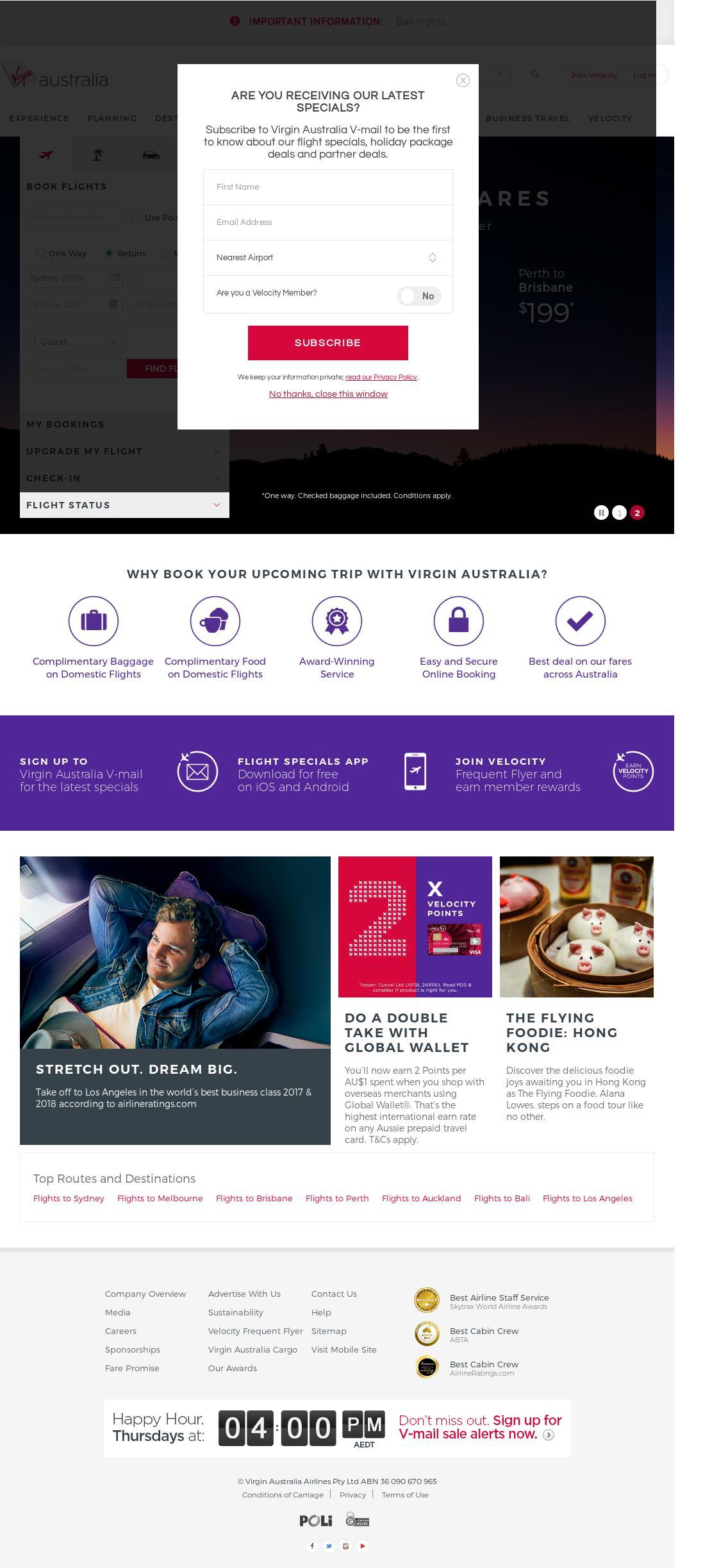 the best attitude 5f45a 5b2f9 Virgin Australia Competitors, Revenue and Employees - Owler Company Profile