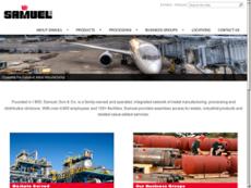 Samuel website history