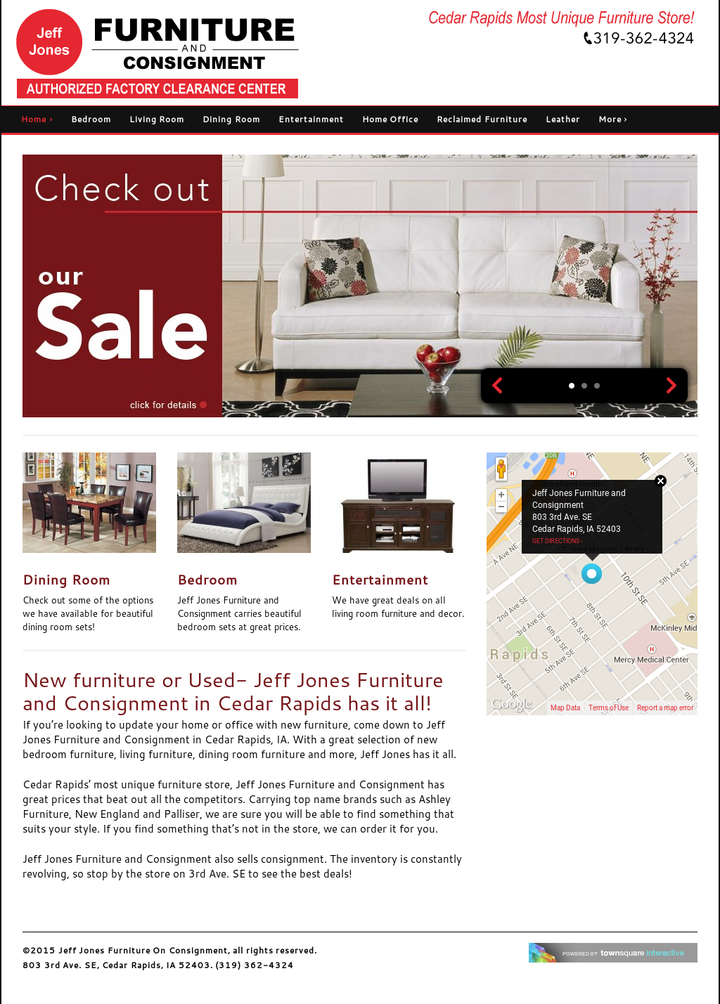 Jeff Jones Furniture On Consignment Compeors Revenue And Employees Owler Company Profile