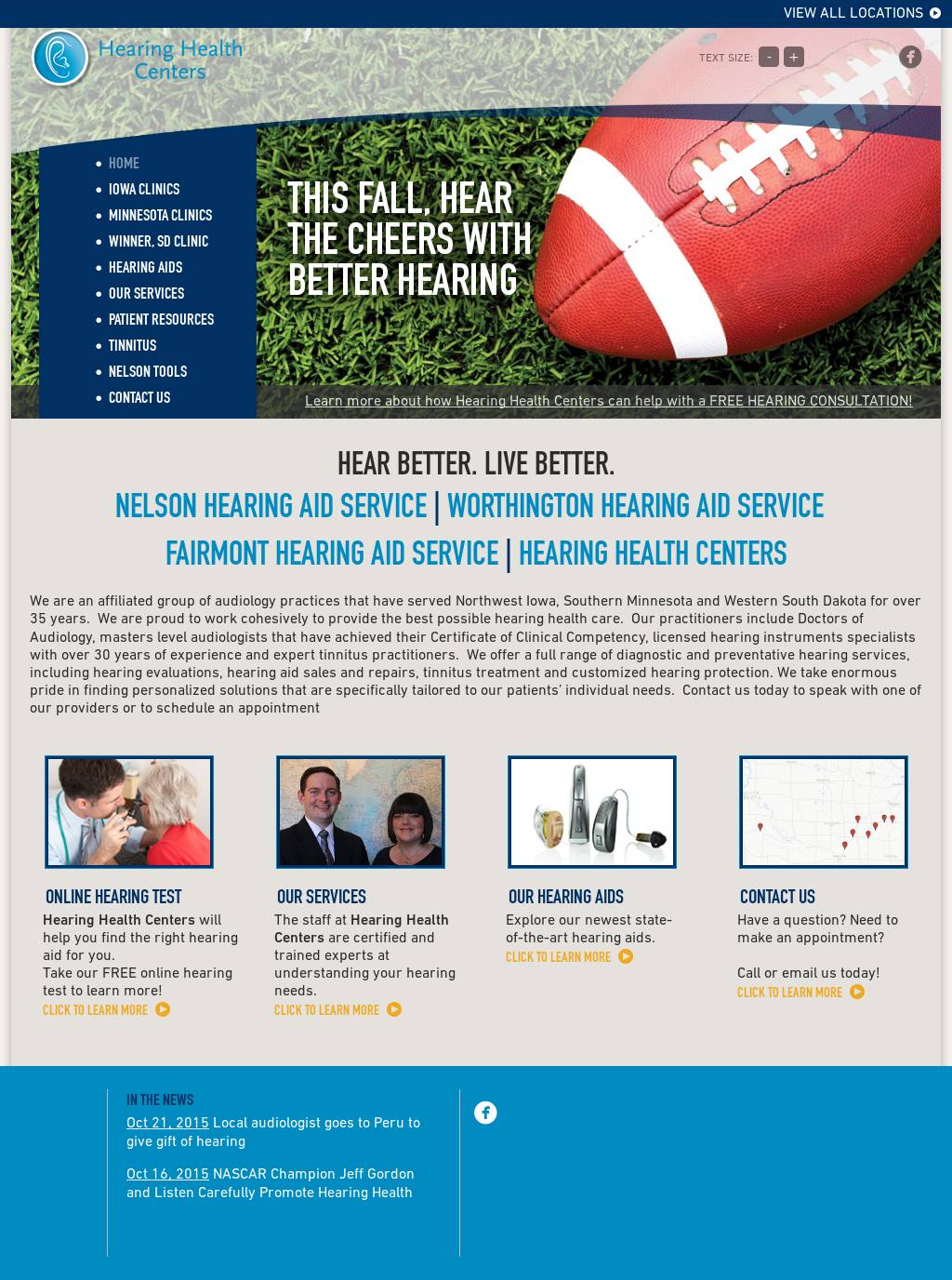 Hearing Health Centers Competitors, Revenue and Employees