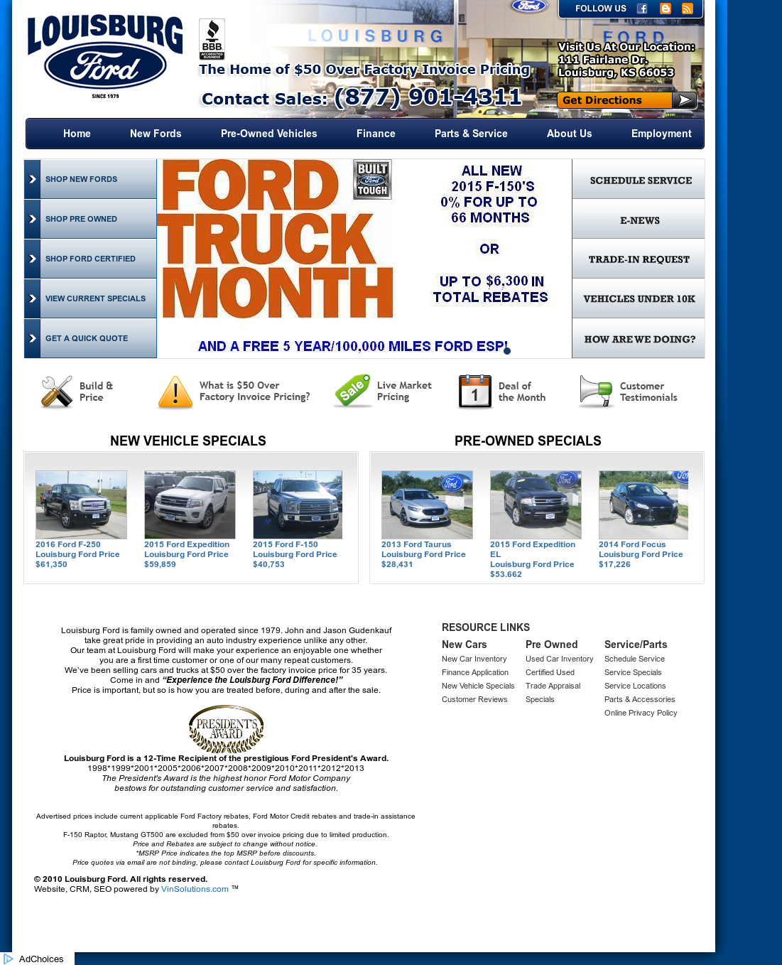 louisburg ford competitors revenue and employees owler company profile